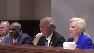 Jackson City Council discuss the building of a new convention center and hotel