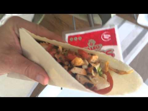 Julian Bakery's Keto Paleo Wraps (Gluten Free & Low Carb)
