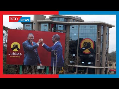 Jubilee party calls for a crisis meeting to chat the way forward after humiliating defeat in Kiambaa