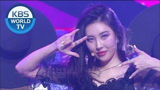 SUNMI(선미) - pporappippam(보라빛 밤) [Music Bank / 2020.07.10]