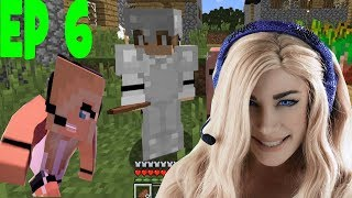 Psycho Girl ♀♫ Strawberry Ice Cream  Psycho Girl Lost Her Memory Ep  6 ♀♫ Minecraft Roleplay