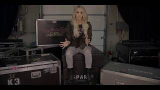 """Rap """"The Champion"""" live with Carrie Underwood on The Cry Pretty Tour 360!"""