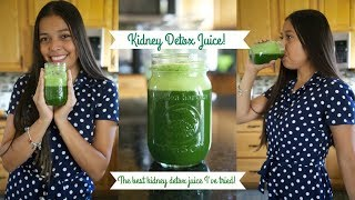 How To Cleanse Your Kidneys