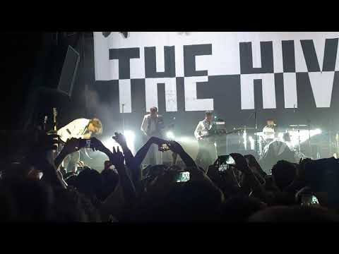 I´m Alive - The Hives - El Plaza -  26/03/19