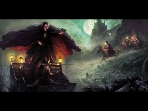Board Game Brawl Reviews - Fury of Dracula (second edition)