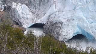 Ruptura 2018 . Glaciar Perito Moreno