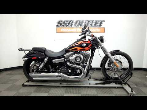 2011 Harley-Davidson Dyna® Wide Glide® in Eden Prairie, Minnesota - Video 1