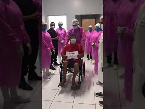 Usando hidroxicloroquina, hospital de Brejo recupera paciente hipertenso de 87 anos
