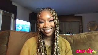 Brandy Talks 'B7,' Kanye West, Verzuz, & 'Moesha' Reboot