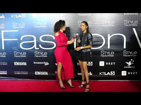 Angelique Pereira Interviews with Jackie Elam Live