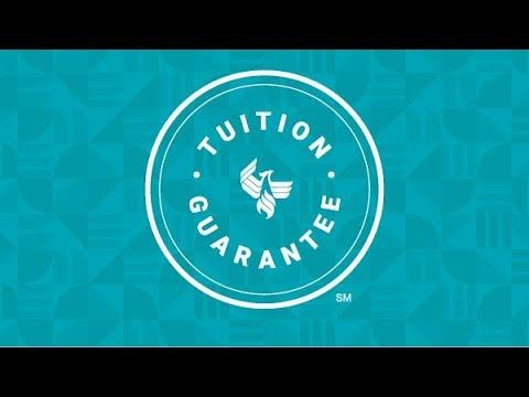 Your New Tuition Guarantee - University of Phoenix