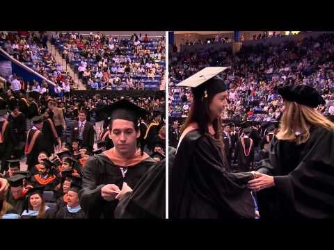 UMass Lowell 2014 Commencement Masters Degrees Manning School of Business (4:09)