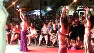 Восточные танцы. Таркан