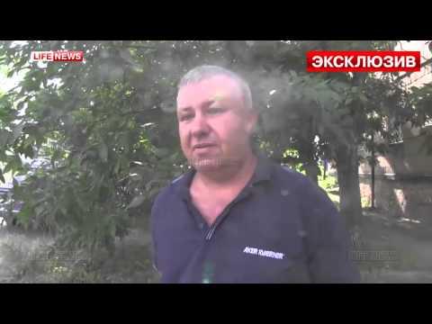 21.07.14 (ДНР) Украинский контрактник хочет сдать военный билет.