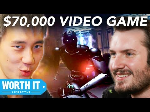 Download $5 Video Game Vs. $70,000 Video Game