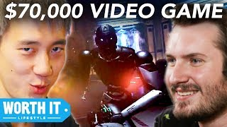 Download Youtube: $5 Video Game Vs. $70,000 Video Game