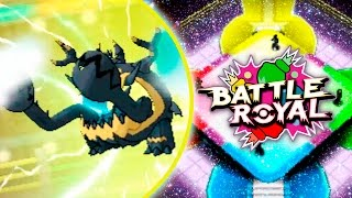 Guzzlord  - (Pokémon) - POKÉMON SOL & LUNA~BATTLE ROYAL: GUZZLORD,