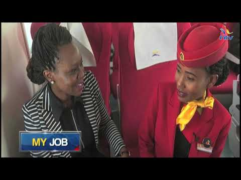 My Job: Madaraka Express attendants