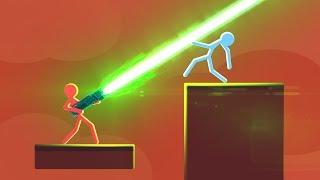 NEW GUNS AND MAPS!! | Stick Fight
