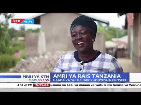 Amri ya rais Tanzania: Magufuli aaagiza ujenzi wa madarasa baada ya shule Dar kuonyesha ukosefu