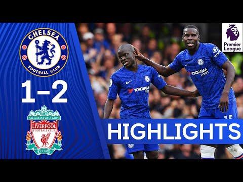 Chelsea 1-2 Liverpool | Wonder Goal! Kanté Returns in Style 🔥 | Highlights