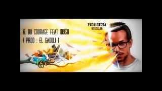 WABITEM - Du courage Feat MYSA (PROD : El Gaouli)