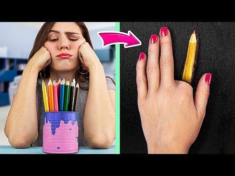 15 лайфхаков для рисования онлайн видео