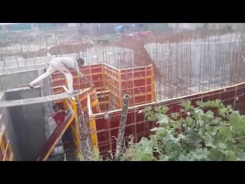 Mild Steel Wall Formwork