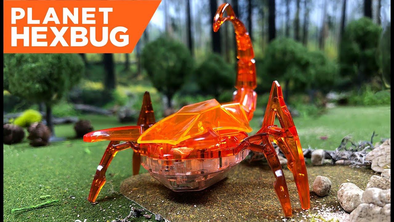 Jucăria robotică Hexbug
