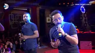 Soysal Ve Cemal Dilmaç Kardeşler -  Karşı Çifte Çamlar (Beyaz Show Canlı Performans)