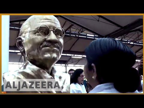 🇿🇦 Gandhi commemoration: 125 years since segregation incident