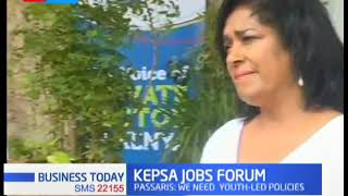 KEPSA round table meeting to foster economic forum and job creation