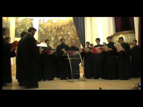 Troparul şi cântari din slujba Sfântului Siluan Athonitul