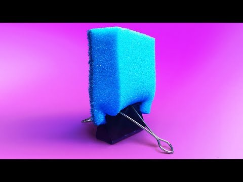20 Clever Life Hacks for Sponges