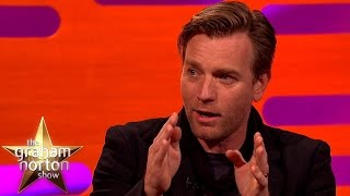 Ewan McGregor Discusses His Cameo In Star Wars: The Force Awakens - The Graham Norton Show