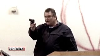 Gunman Shoots Up School Board Meeting, Dies - Crime Watch Daily With Chris Hansen
