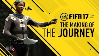 Let's go behindthescenes on the making of FIFA 17's The Journey