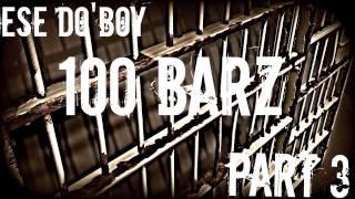 100 Bars Pt. 3 - Ese Do'Boy- (Wichita Kansas Rap 2014)