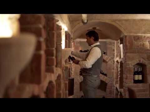 Wine cellar Bacchus