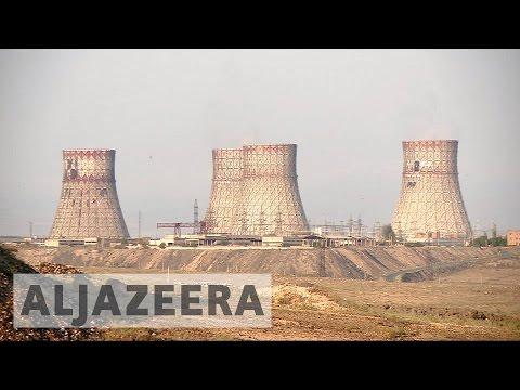 Environmental concerns cloud Armenia's n