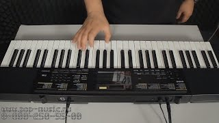 Видео CASIO CTK-2400 Синтезатор