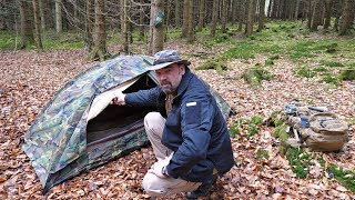 Zelt TCOP / Tent Combat One Person von Eureka!
