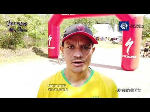 2° Pedal Solidário em Juscimeira.