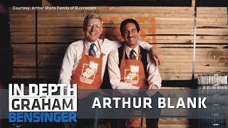 Arthur Blank: I got fired, then started Home Depot