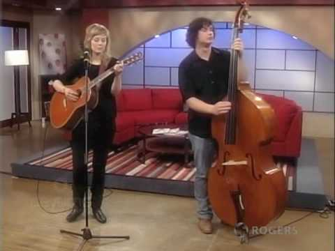 Angèle Desjardins on Daytime Ottawa (Rogers TV) - Heavy Heart's Lament