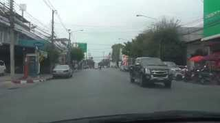 preview picture of video 'Suphanburi city scene, Thailand'