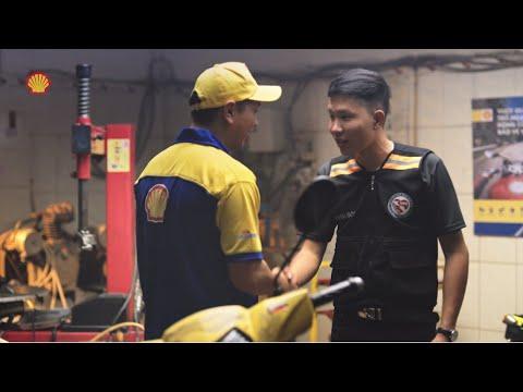 Shell Advance hỗ trợ Biệt đội cứu hộ SOS Sài Gòn
