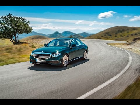 2017 Mercedes-Benz E-Class – TestDriveNow.com Preview by Auto Critic Steve Hammes