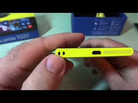 Foto Nokia Lumia 1020: Video unboxing Nokia Lumia 1020