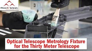 TMT Optical Telescope Metrology Fixture